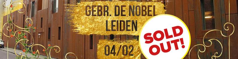 04/02 | PANN Leiden (SOLD OUT!)