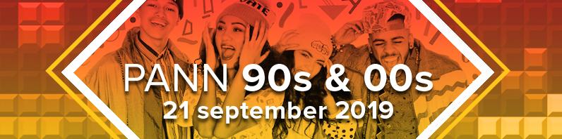 PANN 90's & 00's | 21/09