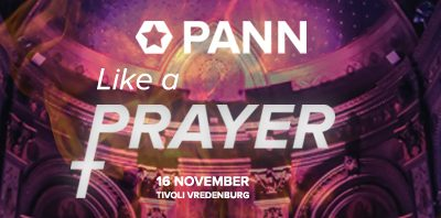 16/11 PANN Like A Prayer