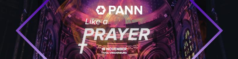 16/11 PANN Like A Prayer
