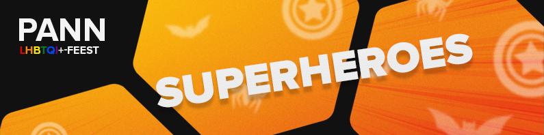 PANN Superheroes (AFGELAST/CANCELLED)