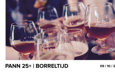 PANN 25+ | Borreltijd | 09 oktober 2021