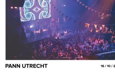 PANN Utrecht | 18+ | 16 oktober 2021